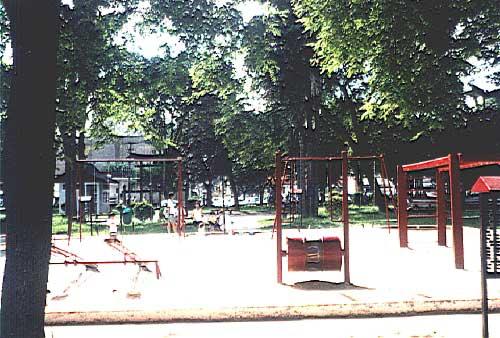 Praça dos Meninos